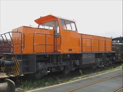Vossloh en RTS Treinen dia show video (giedje2200loc) Tags: show diesel dia rts verschillende treinen ludmilla loks g2000 vossloh baureihe232 treinenspotten