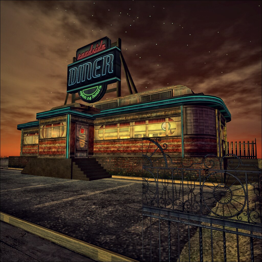 ~Dirty Rat~Diner