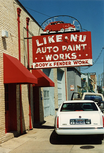 Like Nu Auto Paint Works