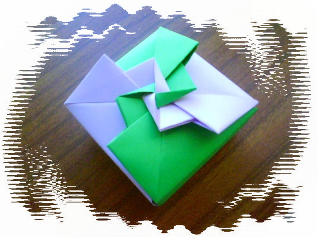 The Worlds Best Photos Of Boite And Caja Flickr Hive Mind Tomoko Fuse Diagrams Origami Box Fancy Pinwheel Katrins18 Tags Scatola