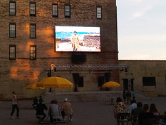 The Art Of The Steal screening at The Piazza