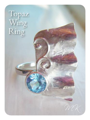 Topaz ring 1