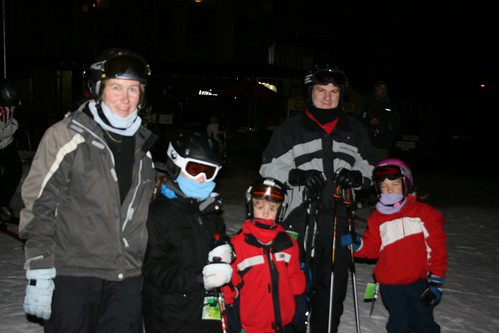Day 184 - Night Skiing