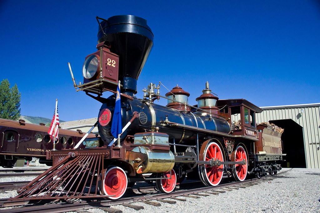 The Nevada State Railroad Museum Carson City Nevada News