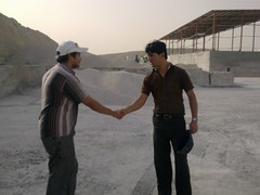 and finaly deal is done (KSA) 2010 (syedlatifkhan@flickr.com) Tags: vs latif ateeq
