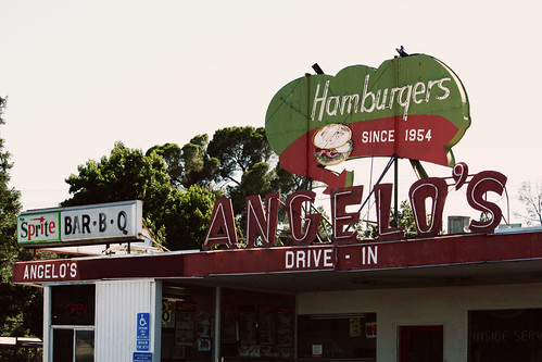 Angelo's Drive- IN