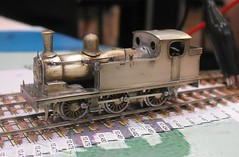 2mm scale locomotive
