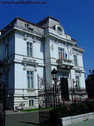 Palatul Ghita Ionescu - 2010