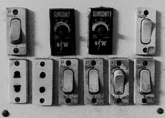 Switches (Fahad Muzaffar) Tags: distortion blur nokia saturated grain noise overprocessed nonphotography n95 antiphotography cellphonephotography nokian95