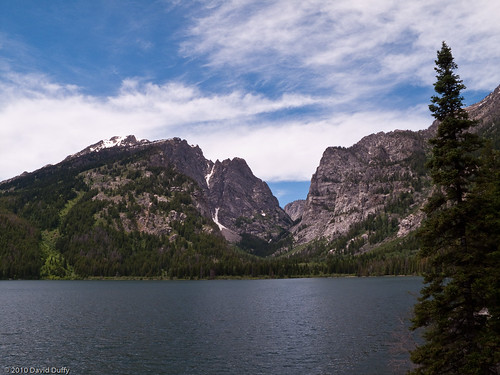 Phelps Lake, Death Canyon