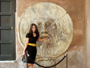 Rome เมือง ปรด no 1