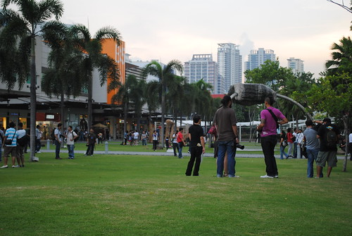 the city of Fort Bonifacio