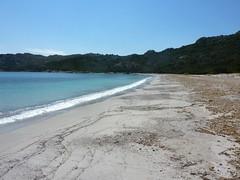 Porto Novo Ouest : la plage