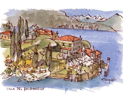 Villa_Balbianello_disegno_b