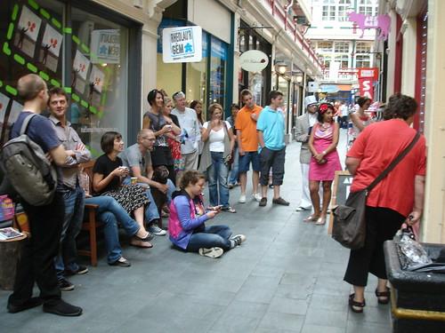 ARKADE empty shops weekend 2-4 july
