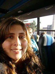 Little miss sunshine (JessSuarez) Tags: bus sol sunshine colombia bogot ciudad rayo