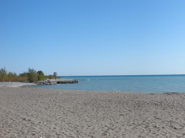 Scott Pilgrim Toronto Canada beach