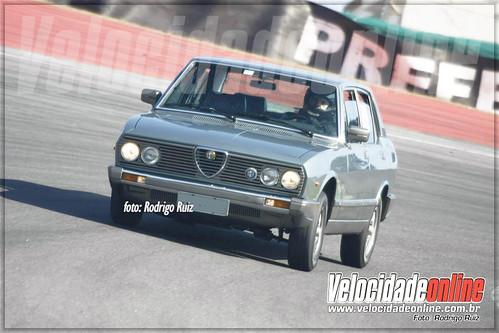 Rodrigo Daprá Alfa Romeo Regularidade 2010
