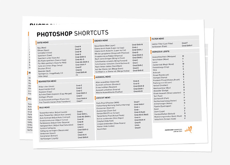 artill - 85 best photoshop shortcuts pdf