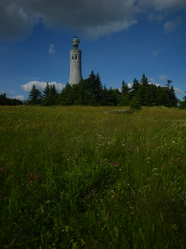 Greylock Mountain tower