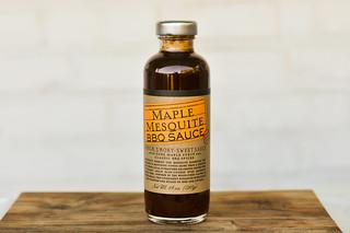 Williams-Sonoma Maple Mesquite BBQ Sauce