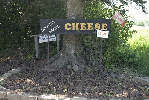 cheese sign