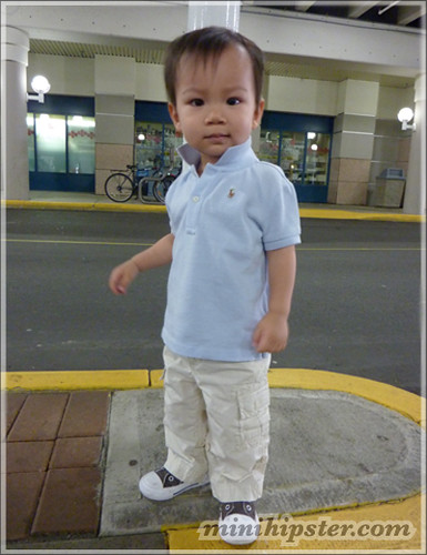 Hillon (Mini Hipster - kids street fashion)