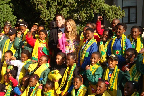 radio southafrica parishilton tv fifa capetown celebrities worldcup johannesburg 2010 johntravolta aliciakeys djimonhounsou jensue kellypreston 5fm jennifersu joejonas jensu hollywoodreport celebritiesinsa