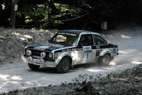 Ford Escort Mk2 RS1800