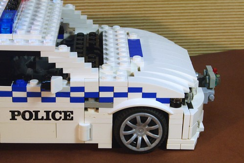 Holden VE Commodore SS Sedan - Police Interceptor