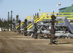 Firebag SAGD Well Pad - Suncor Energy