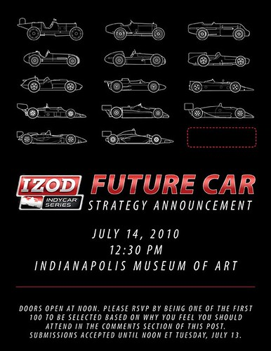 Future Car Strategy Announcement
