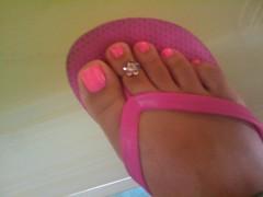 125640581 (chilltown1) Tags: feet toes ebony