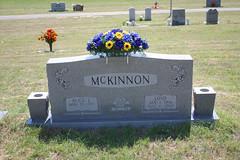 Loyd & Alice McKinnon (twm1340) Tags: county brown cemetery texas tx aurora wise mckinnon rhome alicelorenebrown