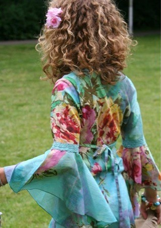 Moda infantil verano 2010, ropa para niñas de Amor Lola
