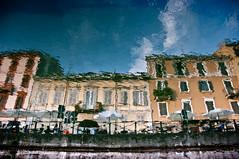 Milano da sott'acqua (Nick Grosoli) Tags: milan milano fiume portagenova acqua navigli naviglio navigliogrande