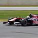 Sebastien Buemi - Torro Rosso - F1 Qualifying British GP 2010