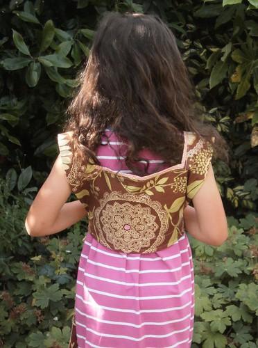 Tabard+pattern+apron