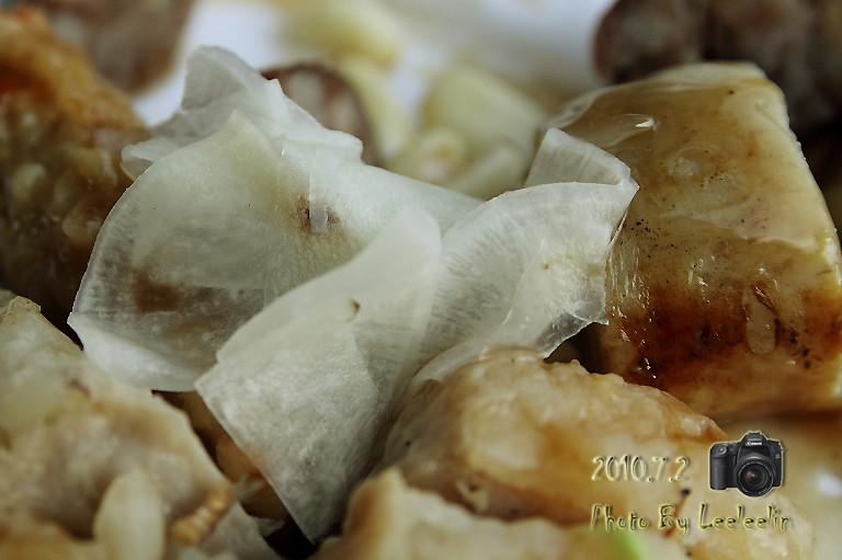 永康小吃|南盈正古味香腸大腸