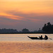 Sunrise and fishing - Perfume River