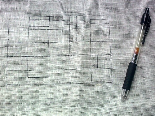 Embroidery planning