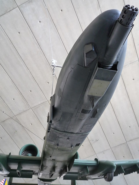 The business end of the A10