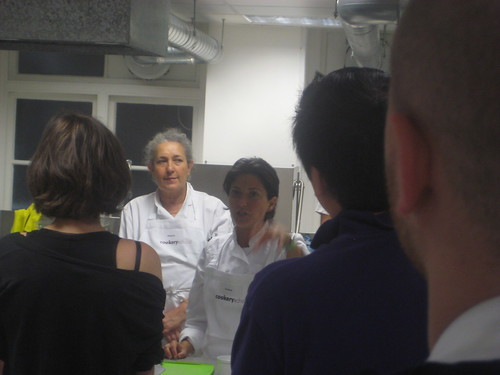 Cookery School Briefing
