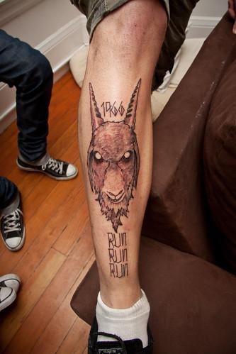 Celebrity Image Gallery Pentagram Tattoo Designs