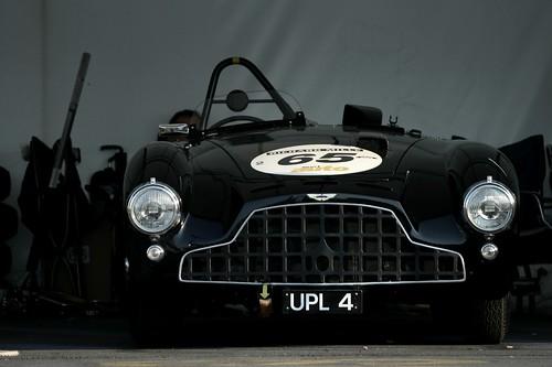 Pymokriwul 1951 Aston Martin Db3
