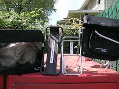 Racks and bags