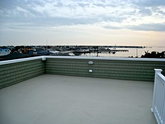 Whole House Audio - Roof Deck Speakers (LBI NJ)
