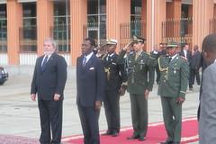 Equatorial Guinea & Brazilian President Lula da Silva's Visit