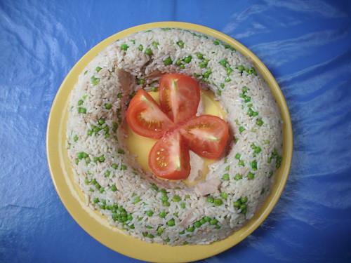 Couronne de riz