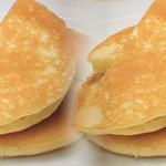 ホットケーキに黒みつ Pancakes and Black honey (parallel 3D Video) thumbnail